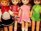 Кукла СССР Олеси