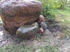 Камень валун природный натуральный
