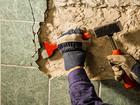 Смотреть фото  Демонтаж старой плитки, демонтаж кафеля 67699794 в Анапе