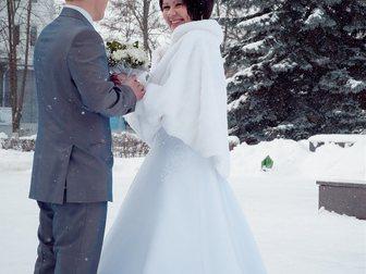 Увидеть foto  Свадебное платье 33342142 в Арзамасе
