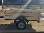 Скачать бесплатно фото Прицепы для легковых авто Легковой прицеп Гранит - высокий борт 73547687 в Астрахани