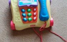 Детский телефон Fisher-Price