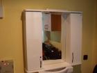 Фотография в Мебель и интерьер Мебель для ванной Продам новые в целофане эти две вещи. Зеркало_82см. в Балаково 0