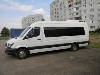 Смотреть изображение Авто на заказ Заказ пассажирского микроавтобуса Мерседес 34822241 в Балаково