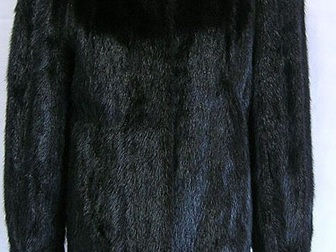 Скачать бесплатно фотографию Женская одежда Норковая шуба цельная 46-48 37599214 в Балаково
