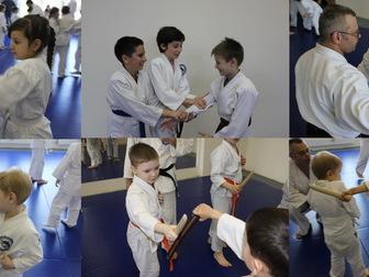 Новое фотографию  Обучение детей с 5 лет эффективной системе самообороны ёсинкан айкидо, 38271162 в Балаково