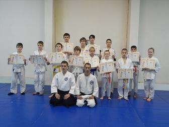 Новое фото  Школа айкидо приглашает на занятия, 51645546 в Балаково