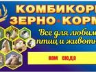 Новое изображение  Комбикорм Зерно Корма в Балашихе 72213609 в Балашихе