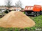 Песок 02 мм 15 тонн в Балтийске