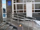 Фотография в Строительство и ремонт Строительные материалы «Алтай Лестница» предлагает удобные пандусы в Барнауле 5500