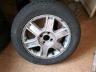 Просмотреть фотографию Строительные материалы Продаю комплект летних шин с дисками 64625753 в Барнауле