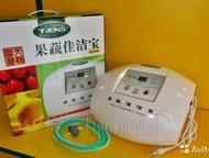 Электробытовой прибор для очистки фруктов и овощей Преимущества:  – уникальность