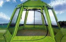 шатёр- непромокаемый- автомат анимоскитные сетки 2 входа