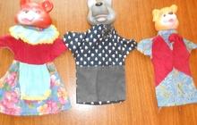 Продам увлекательную игру Кукольный театр