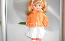 Продам роскошную куклу Инна Весна 14