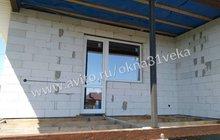 Балконный блок пвх 1500х2150