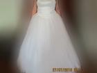 Просмотреть foto  Пышное Свадебное платье и свадебная шубка 37916104 в Березниках
