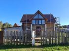 Продается дом, расположенный в поселке Шарапы по улице Празд