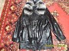 Просмотреть foto  куртка кожаная женская новая р, 46-48 32517379 в Бийске