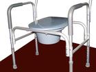 Изображение в Красота и здоровье Разное Продам кресло-туалет для инвалида за 2000 в Бийске 2000