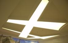 Натяжные потолки компании 7небо