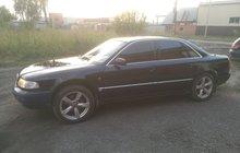 Audi A8 2.8AT, 1997, 322222км