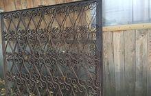 Решетки на балкон и на кухню 1 ком.кв.9 эт