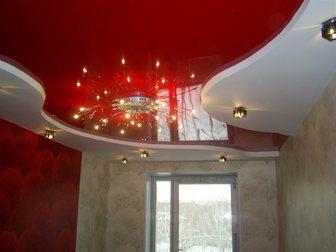 Свежее фото Ремонт, отделка Ровный , красивый , безопасный для здоровья натяжной потолок 33670018 в Бийске