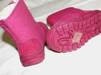 Просмотреть foto Детская обувь Сапожки зимние, р, 27,28 33794884 в Бийске