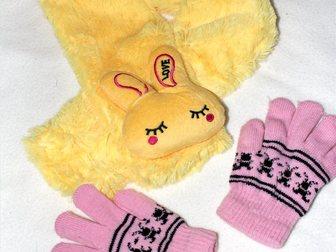 Уникальное изображение Детская одежда Перчатки малодетские (1-5) в ассортименте 33794943 в Бийске