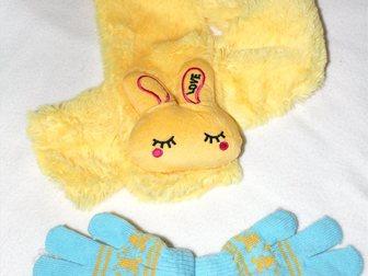 Скачать фото Детская одежда Перчатки малодетские (1-5) в ассортименте 33794943 в Бийске