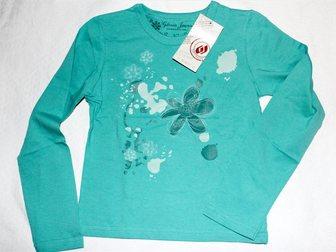 Увидеть фото Детская одежда Кофточка с длинныи рукавом, 6-7 лет 33795001 в Бийске