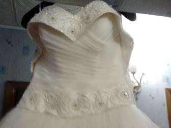 Скачать бесплатно фото Женская одежда Шикарное свадебное платье 34674099 в Бийске