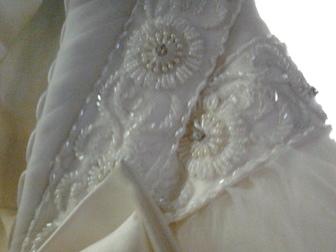 Увидеть фото Женская одежда Шикарное свадебное платье 34674099 в Бийске