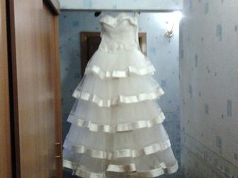 Смотреть фотографию Женская одежда Шикарное свадебное платье 34674099 в Бийске