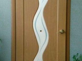 Продам двери б/у,  Размер полотна 2000*800мм(ПВХ), в хорошем состоянии,  Коробки нет,  Всё остальное есть, в Бийске