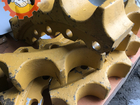 Свежее фото Бульдозер Сектор зубчатый ЧЕТРА Промтрактор Т3501 Т2501 Т2001 Т1501 Т1101 Т9, 01 65609576 в Благовещенске
