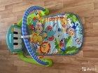 Детский игровой коврик fisher price