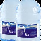 Доставка питьевой бутилированной воды в офис и на дом 19 и 6 литров