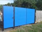 Уникальное фото Продажа домов Ворота, Заборы, 33586169 в Бутурлиновке