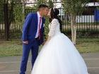 Свежее изображение  Шикарное свадебное платье 37373200 в Бузулуке