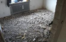 Демонтаж потолка, демонтаж стен и перегородок, демонтаж пола, демонтаж дверей