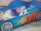 Кровать детская(автомобиль)