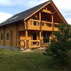Двухэтажный новый дом + приусадебный участок в собственности