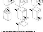 Смотреть фото  Запчасти для стиральной машины, Новые, 56700631 в Челябинске