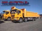 Новое фотографию Грузовые автомобили SHACMAN 8x4 F3000 SX3318DT366 65776516 в Челябинске