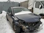 Opel Astra 1.6 МТ, 2010, битый, 76 000 км