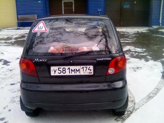 Хэтчбек Daewoo в Челябинске фото