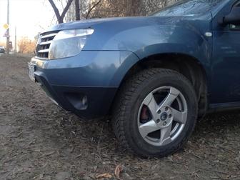 Внедорожник Renault в Челябинске фото