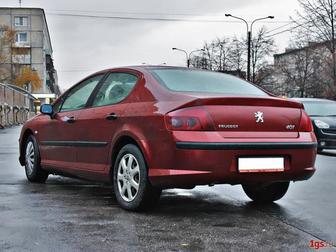 Peugeot 407 Седан в Челябинске фото